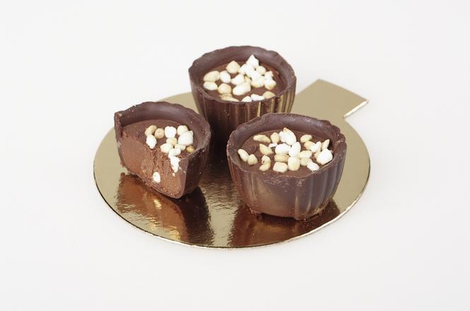 Шоколадные конфеты своими руками с начинкой